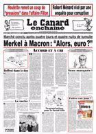 Le Canard Enchaine Magazine Issue 02