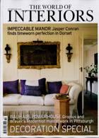 World Of Interiors Magazine Issue OCT 20