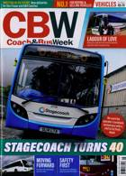 Coach And Bus Week Magazine Issue NO 1445