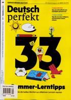 Deutsch Perfekt Magazine Issue 09/20