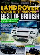 Land Rover Owner Magazine Issue OCT 20