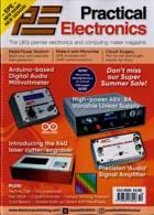 Practical Electronics Magazine Issue OCT 20