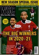 When Saturday Comes Magazine Issue OCT 20