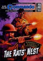 Commando Action Adventure Magazine Issue NO 5365