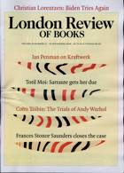 London Review Of Books Magazine Issue VOL42/17