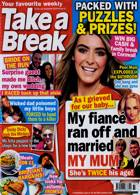 Take A Break Magazine Issue NO 37