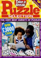 Take A Break Puzzle Select Magazine Issue NO 10