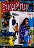 Love Sewing Magazine Issue NO 85