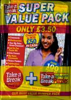 Take A Break Super Value Pack Magazine Issue PACK 11