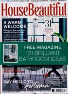 House Beautiful  Magazine Issue OCT 20