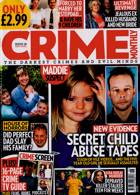 Crime Monthly Magazine Issue NO 18