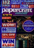 Papercraft Essentials Magazine Issue NO 190