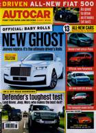 Autocar Magazine Issue 02/09/2020