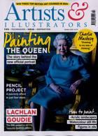 Artists & Illustrators Magazine Issue OCT 20