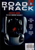 Road & Track (Usa)  Magazine Issue SEP-OCT