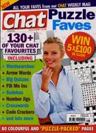 Chat Puzzle Faves Magazine Issue NO 8