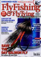 Fly Fishing & Fly Tying Magazine Issue OCT 20