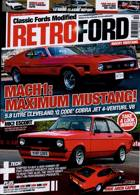 Retroford Magazine Issue OCT 20