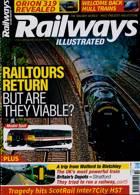 Railways Illustrated Magazine Issue OCT 20