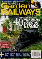 Garden Railways Magazine Issue FALL