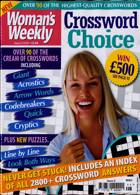 Womans Weekly Crosswo Choice Magazine Issue NO 8