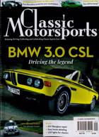 Classic Motorsports Magazine Issue SEP 20