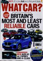 What Car Magazine Issue OCT 20