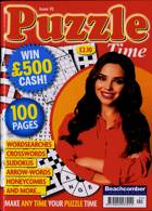 Puzzle Time Magazine Issue NO 92