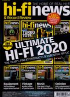 Hi-Fi News Magazine Issue YEARBOOK20