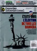 Courrier International Magazine Issue NO 1559