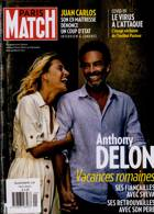 Paris Match Magazine Issue NO 3724