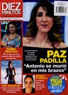 Diez Minutos Magazine Issue NO 3604