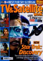 Tv & Satellite Week  Magazine Issue 10/10/2020