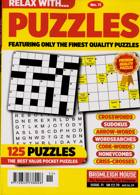 Relax With Puzzles Magazine Issue NO 11