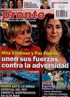 Pronto Magazine Issue NO 2523