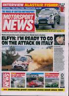 Motorsport News Magazine Issue 08/10/2020