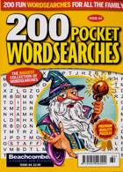200 Pocket Wordsearches Magazine Issue NO 64
