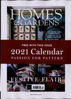 Homes And Gardens Magazine Issue DEC 20