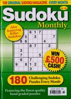 Sudoku Monthly Magazine Issue NO 189