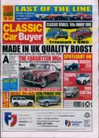 Classic Car Buyer Magazine Issue 07/10/2020