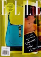 Elle Italian Magazine Issue NO 34