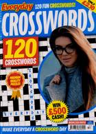 Everyday Crosswords Magazine Issue NO 157