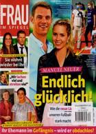 Frau Im Spiegel Weekly Magazine Issue NO 39