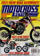 Motocross Action Magazine Issue SEP 20