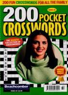 200 Pocket Crosswords Magazine Issue NO 64