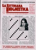 La Settimana Enigmistica Magazine Issue NO 4617