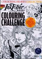 Colouring Heaven Collection Magazine Issue NO 20