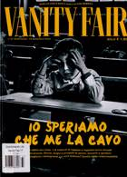 Vanity Fair Italian Magazine Issue NO 20037