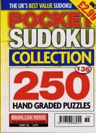 Pocket Sudoku Collection Magazine Issue NO 136