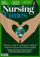 Nursing Times Magazine Issue SEP 20